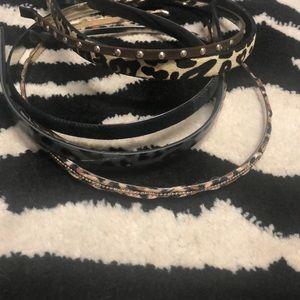 Assorted headbands